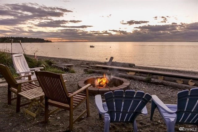 Birch Bay Iconic Waterfront Home