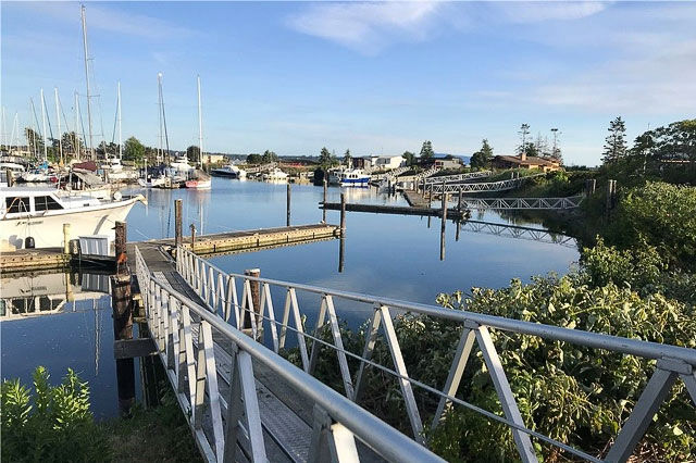 Birch Bay Village Marina Lot for Sale