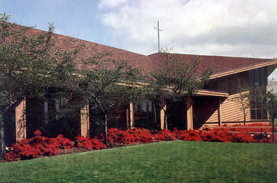 Grace Lutheran Church in Blaine WA