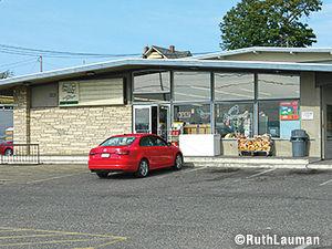 Bay Center market Birch Bay WA