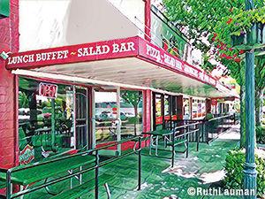 Bordertown Pizza in Blaine WA