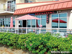 Shores Restaurant in Birch Bay WA
