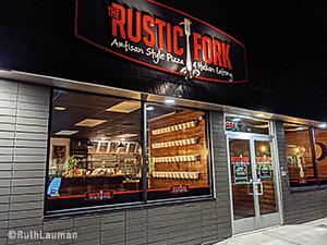 The Rustic Fork Italian Eatery in Blaine WA