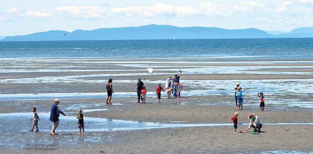 Birch Bay Beach Fun - Birch Bay WA