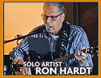 Live entertainment at The Rustic Fork - Ron Hardt